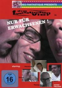 Cover Die Fantastischen Vier - Nur für Erwachsenen! [DVD]